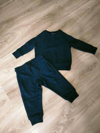 Теплий спортивний костюм штани кофта George на хлопчика 80-86 см