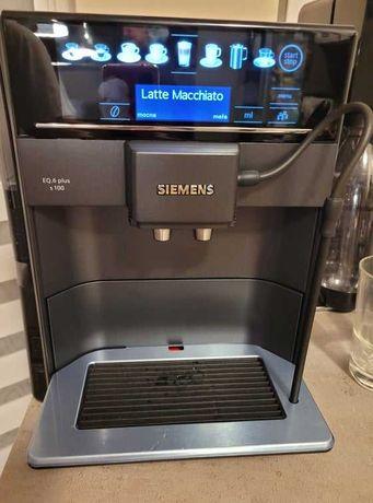 NOWY Ekspres do kawy Siemens EQ.6 plus s100 GWARANCJA