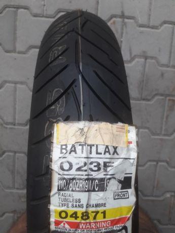 Opona motocyklowa 110/80-19 bridgestone bt023f