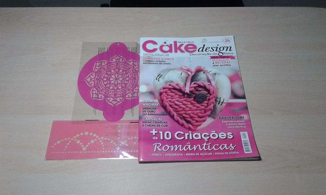 Conjunto cake design