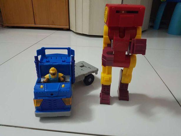 Auto avec prix de pêcheur de robot.