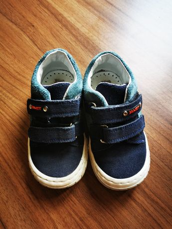 Buty dziecięce, półbuty, trzewiki r 23 jamet
