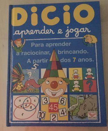 "Dicionario "" Aprender e Jogar ""- Novo"