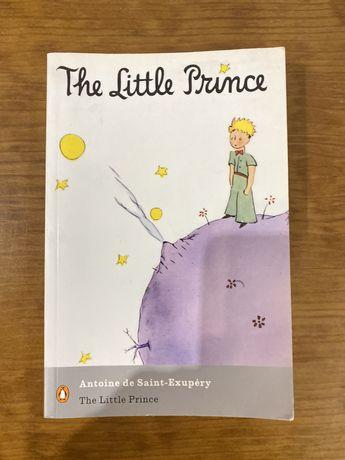 Libro em ingles: o principezinho
