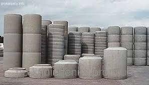 Кільця бетонні ПДВ Доставка монтаж