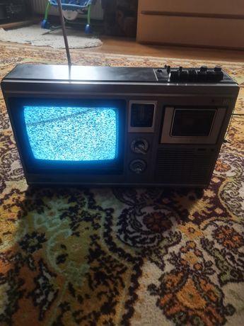 TV telewizor magnetofon radio SHARP