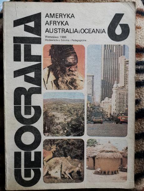Podręcznik geografia 6
