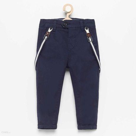 Spodnie chłopięce chinos Reserved 86