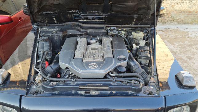 Двигатель 5,5 m113 E55 Merecdes G 55 AMG KOMPRESSOR мотор двигун