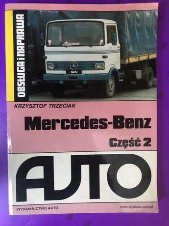 Książka Mercedes-Benz cz. 2 Krzysztof Trzeciak