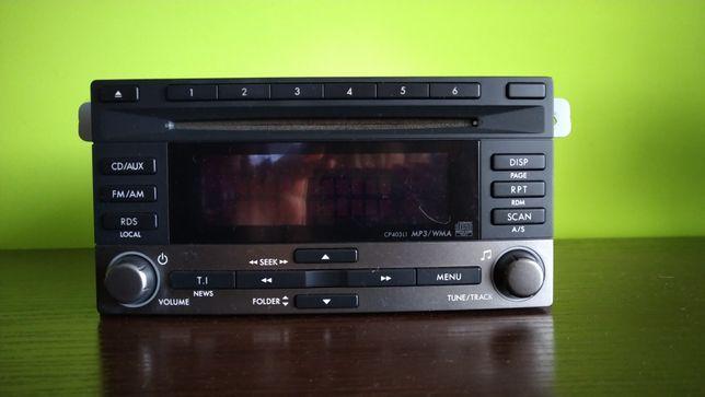 Radio seryjne Subaru Forester III