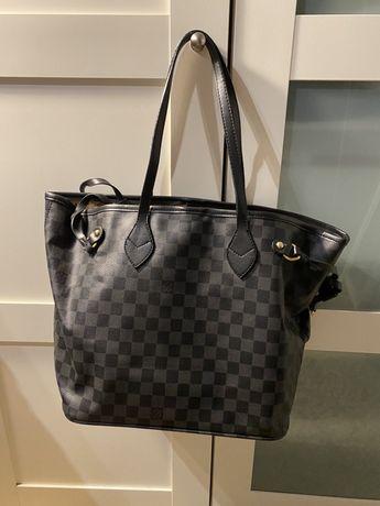 Torba LV, Louis Vuitton Neverfull nowa, stan idealny,