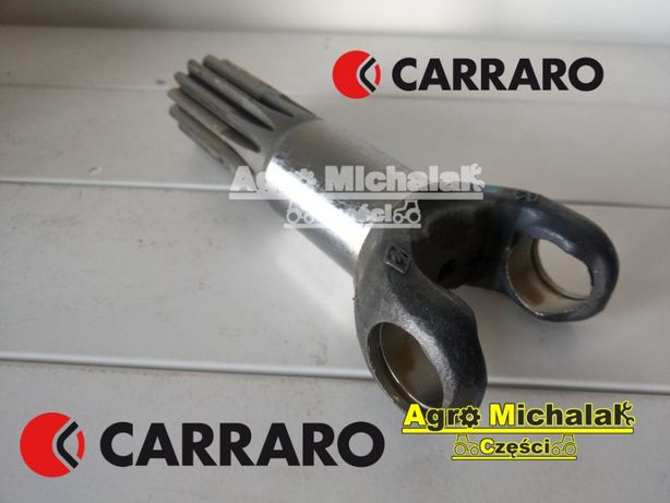 Półoś krótka carraro CASE MX100, 110, 135, 150, Steyr 9105, 9115,9145