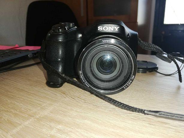 Máquina fotográfica Sony Shot DSC-H200