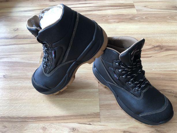 Meskie buty robocze UNIWORK. R.43. Stan idealny