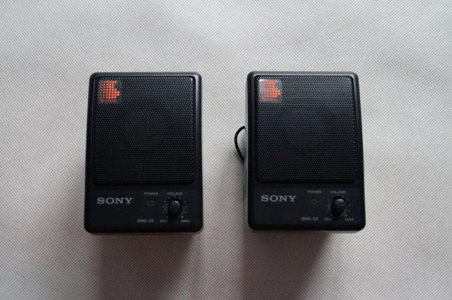 Głosniki Sony SRS-33