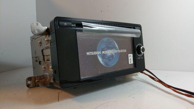RADIO Mitsubishi Outlander ASX NOWE EU