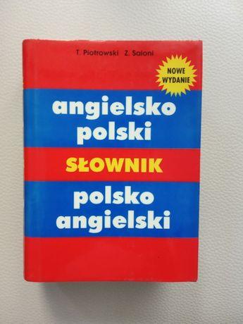 Słownik angielsko - polski; polsko - angielski