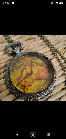 Pomysł na prezent Zegarek z mapą!