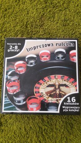 Imprezowa Ruletka - 16 kieliszków !!!