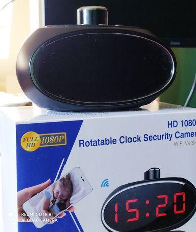 Ukryta kamera budzik WiFi IP Online