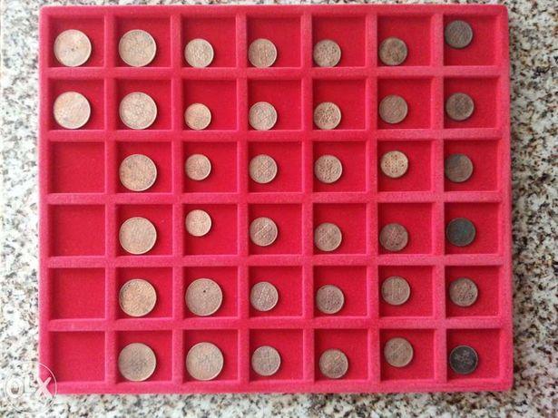 Colecção 113 moedas Portuguêsas