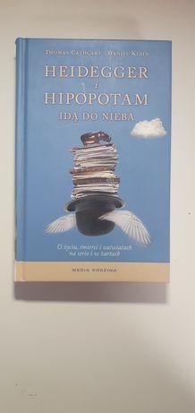 Książka HEIDEGGER I HIPOPOTAM idą do nieba Thomas Cathart,Daniel Klein