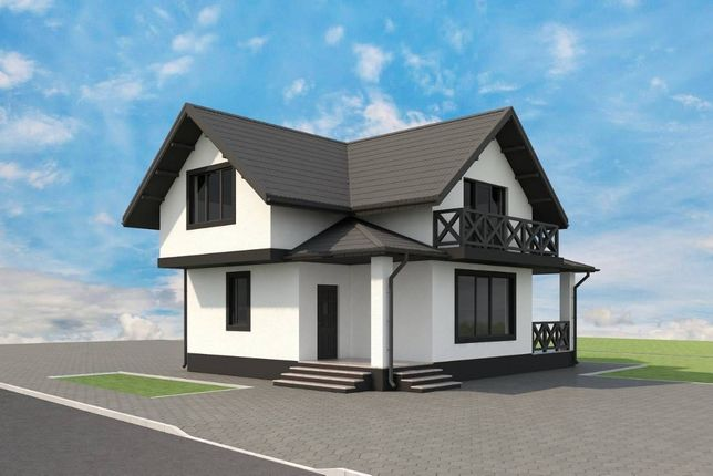 Продам будинок 125м.кв. Барське шосе