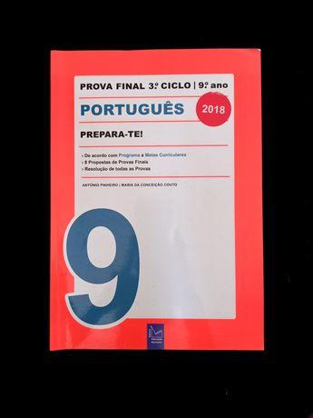 Livro de revisao para testes de português 9 ano