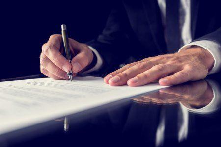 Удаленное составление договоров и оказание других юридических услуг
