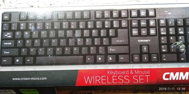 Без проводная клавиатура