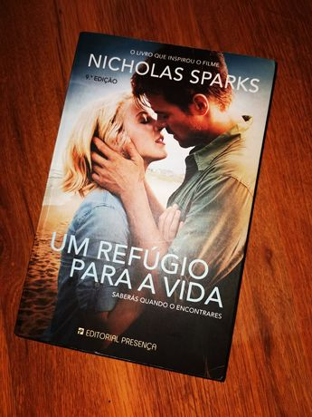 Um Homem com Sorte - Nicholas Sparks (PORTES INCLUÍDOS)