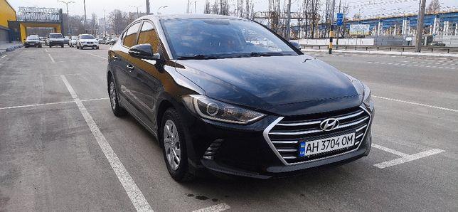 Hyundai Elantra EUROPE 2017