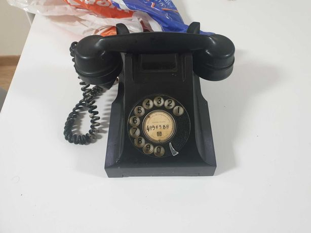 Telefone Antigo.