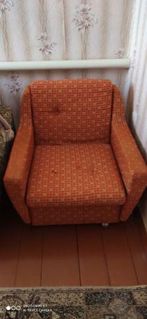 Кресло +диван софа