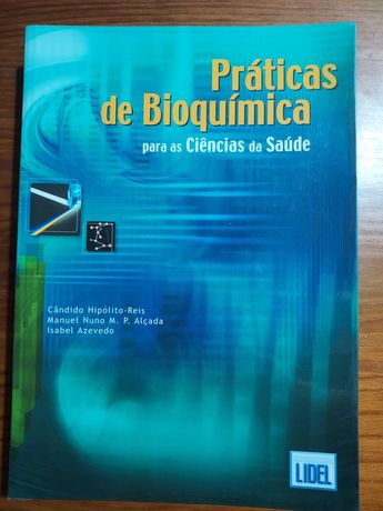 Práticas de Bioquímica para as Ciências da Saúde