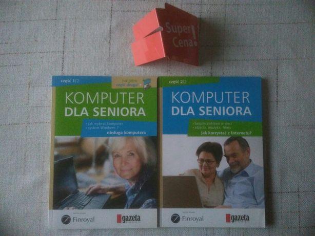 "książka ""komputer dla seniora"""