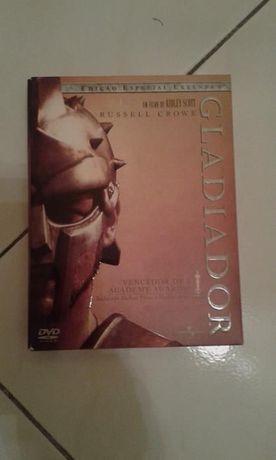 Gladiador DVD edição especial
