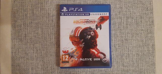 Star Wars Squadrons PL PS4 konsola PlayStation