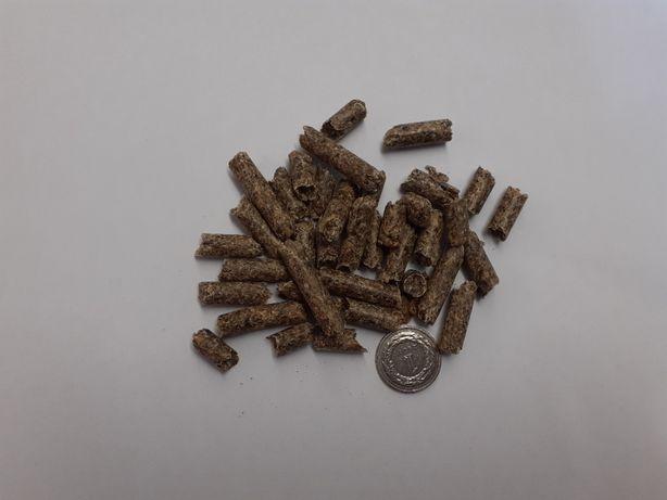 Wysłodki buraczane melasowane suszone granulowane - dostawa