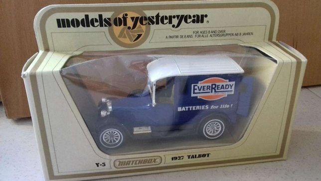 Matchbox - Models of yesteryear , em caixa, talbot ,Ford A escala 1:43