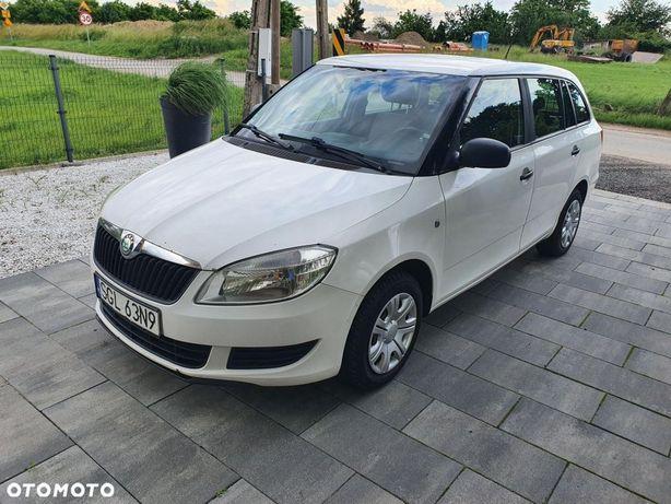 Škoda Fabia Klimatic,Elektryka TDI