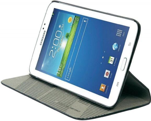"Чехол для планшета Tucano Galaxy Tab 3 8"" Macro Black/Grey"