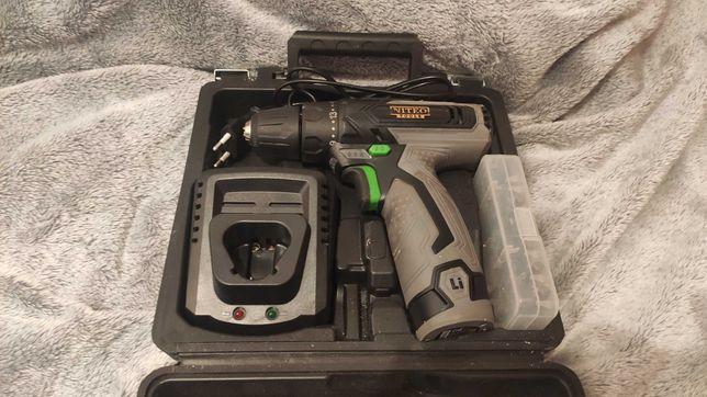 Wiertarko-Wkrętarka akumulatorowa Li-On Niteo Tools