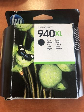 Tusz HP 940XL czarny black