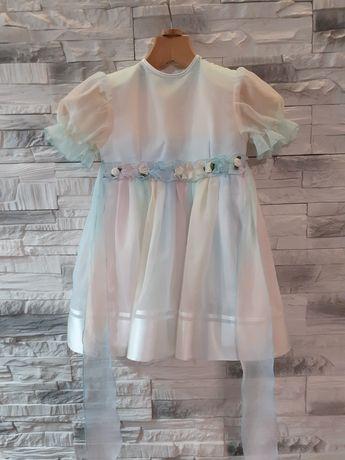 Sukienka na święta sesja r.98