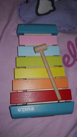 Ксилофон дерев'яний cubika