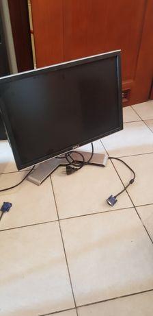 Monitor Dell chyba niesprawny. Na części