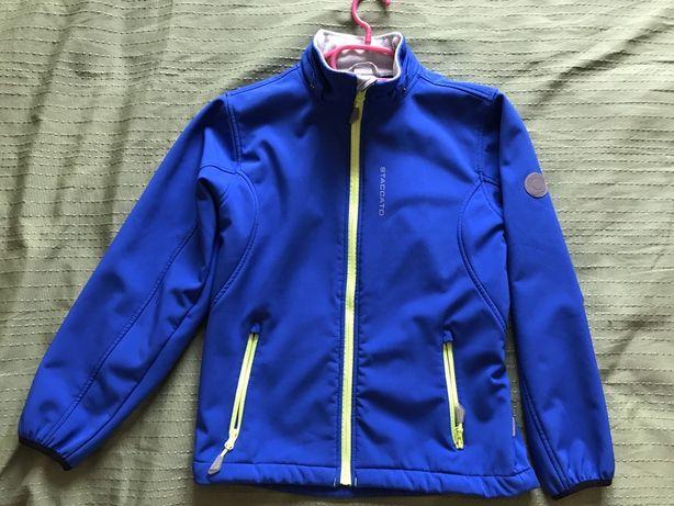 Фирменная спортивная куртка со светоотражающими элементами Staccato