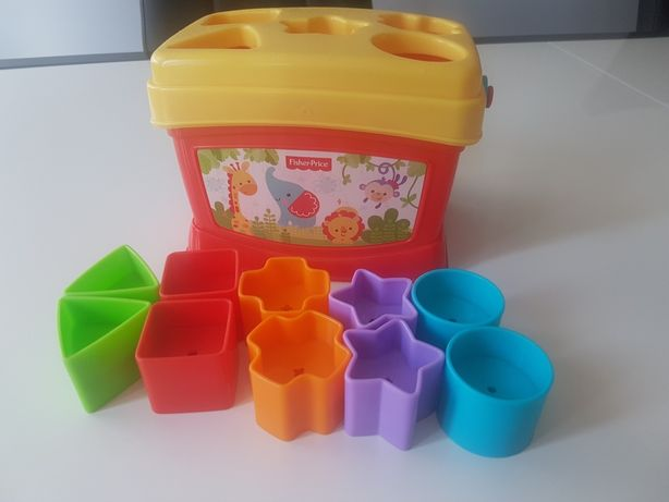 Sorter Fisher Price wiaderko